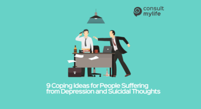 Coping Ideas for People Suffering from Depression and Suicidal Thoughts